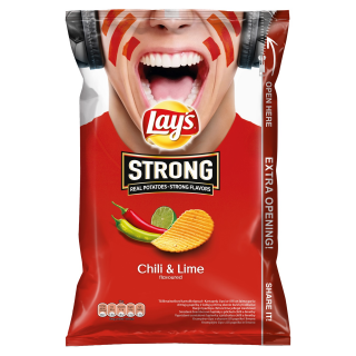 Lay's Chipsy Strong 130g