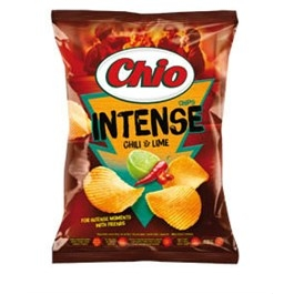 Chio Intense chilli&lime 65g