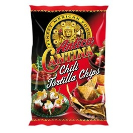 Antica Cantina Tortilla Chips chilli 450g