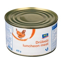 ARO Luncheon meat 400g
