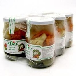 Efko Mixed Pickles zelenina 370ml