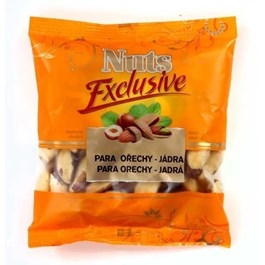 Nuts Exclusive Para ořechy 250g