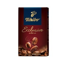 Tchibo Exclusive intense mletá káva 250g