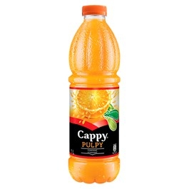 Cappy Pulpy orange nápoj 1L PET