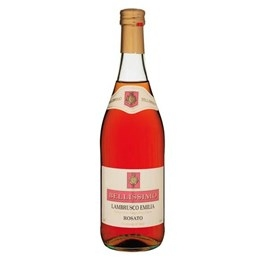 Lambrusco Bellisimo Rosé 750ml