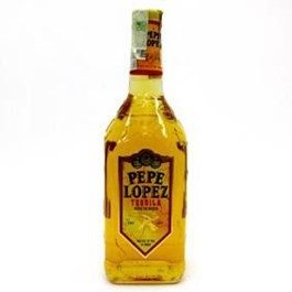 Pepe Lopez gold tequila 40% 1L