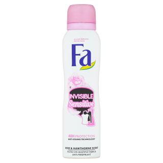 Fa Deo Invisible Sensitive dám. 150ml