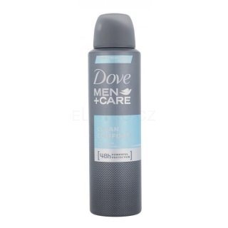 Dove Men + Care Clean Comfort antiperspirant deodorant 150 ml