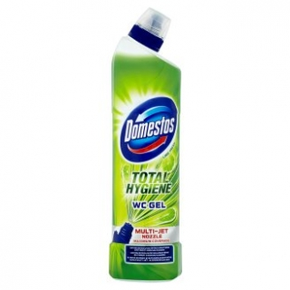 Domestos Total Hygiene Lime Fresh WC gel 700 ml