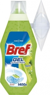 Bref Apple tekutý Wc gel závěs 360 ml