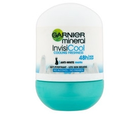 Garnier Mineral Invisi Cool Cooling Freshness 48h antiperspirant deodorant stick