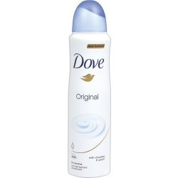 Dove Original antiperspirant deodorant sprej pro ženy 150 ml