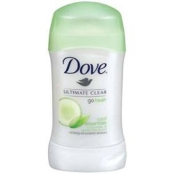 Dove Go Fresh Touch Okurka & Zelený čaj antiperspirant deodorant stick 40 ml