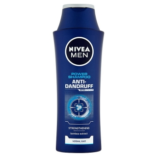 Nivea Men Power Shampoo Anti-Dandruff proti lupům šampon 250 ml