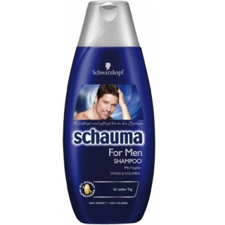 Schauma for Men šampon na vlasy 250 ml