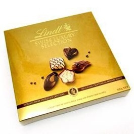 Lindt Luxury Selection pralinky 145g