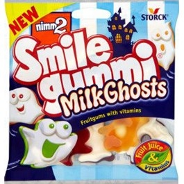 Nimm2 Smilegummi Milk Ghosts 90g