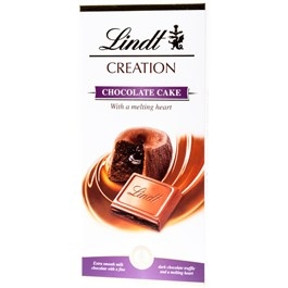 Lindt Creation Čokoláda Chocolate cake 150g